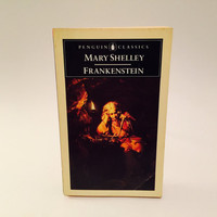 Frankenstein by Mary Shelley 1985 UK Edition Paperback
