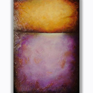 Abstract Painting - Large Oil Painting - Original Painting - Urban Art  - Contemporary Art - Oil Painting - Express Shipping