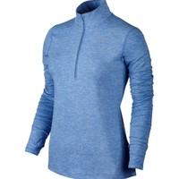 Nike Women's Element Half Zip Running Shirt