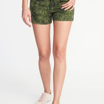 "Pixie Chino Shorts for Women (3 1/2"")
