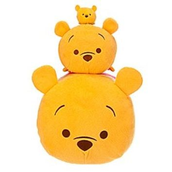 Winnie the Pooh ''Tsum Tsum'' Plush Collection