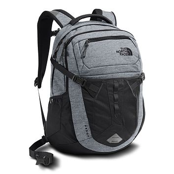 Recon Backpack in Mid Grey & Asphalt Grey Melange by The North Face