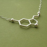 Serotonin Necklace For Happiness