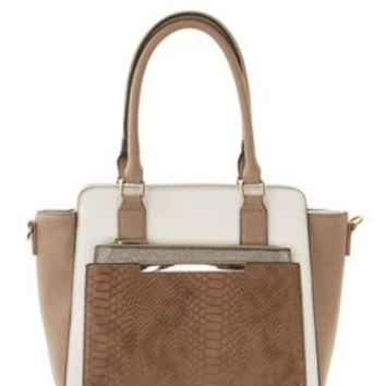 Marikai Colour Block Shopper - 3170285