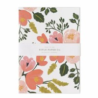 Peony Pink Floral Greeting Card by RIFLE PAPER Co. | Made in USA