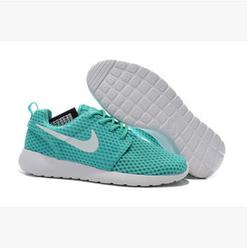NIKE Women Men Running Sport Casual Shoes Sneakers Green 3cba934016