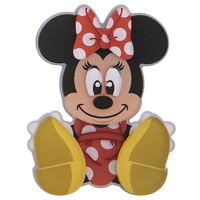 Disney Parks Big Feet Magnet Minnie Mouse New