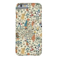 Alice in Wonderland Mad Hatter Cheshire Cat Barely There iPhone 6 Case