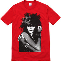 Supreme: Siouxsie Tee - Red