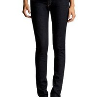 Forever skinny jeans (saturated dark wash)