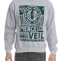 Pierce The Veil Collide Crew Pullover