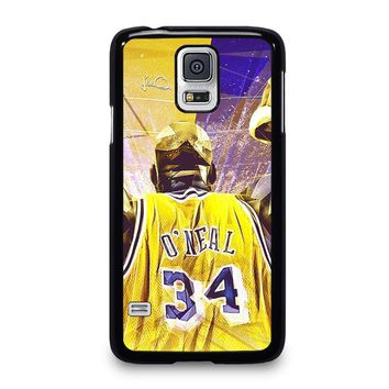 SHAQUILLE O'NEAL LA LAKERS Samsung Galaxy S5 Case Cover