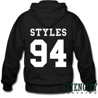 HARRY STYLES 94  Sweater Sweatshirt hoodie tshirt Womens and Mans Long Sleeve Screen Printing