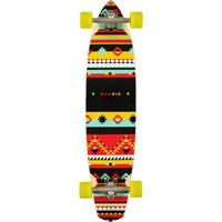 Madrid Dude Africa Pin Tail Longboard Complete
