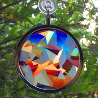 Suncatcher - Crystal Suncatcher - Rainbow Sun Catcher