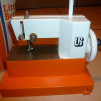 Little Betty Miniature Sewing Machine
