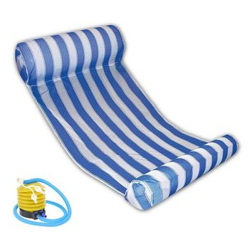 Swimming Pool beach Summer Water Sports Hammock Inflatable Beach Swimming Float Lounger Chair  AccessoriesSwimming Pool beach KO_14_1