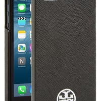 Tory Burch 'Robinson' Saffiano Leather iPhone 5 & 5s Case