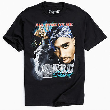 2Pac All Eyez On Me Tee | Urban Outfitters