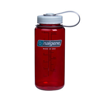 Nalgene Tritan 16oz W/M, Outdoor Red