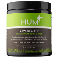 Raw Beauty Green Superfood Powder - Hum Nutrition | Sephora
