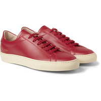 Common Projects - Original Vintage Leather Low Top Sneakers | MR PORTER