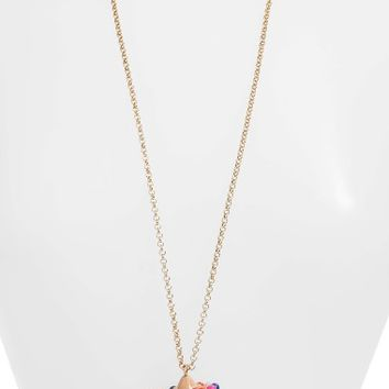 kate spade new york haute stuff taco truck pendant necklace | Nordstrom