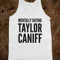MENTALLY DATING TAYLOR CANIFF TANK TOP (IDC102329)