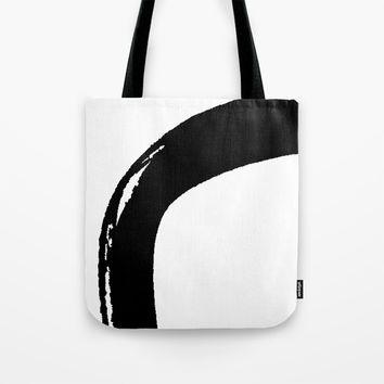 Curve Tote Bag by Dream Of Forest