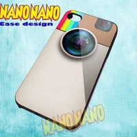 Retro instagram Polaroid Vintage Camera for iPhone 4/4S/5/5S/5C Case, Samsung Galaxy S3/S4/S5 Case, iPod Touch 4/5 Case