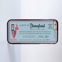 Disneyland Plastic Case Cover for Apple iPhone 6 6 Plus 4 4s 5 5s 5c