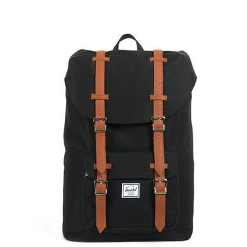 Herschel supply co. 'Little America Backpack | Mid-Volume' - Black