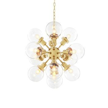 Gold Orbit Chandelier | Eichholtz Ludlow