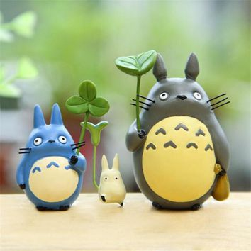 My Neighbor Totoro 3 Piece Set Action Figure Toys