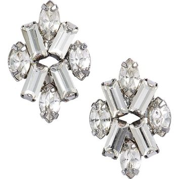 Cristabelle Crystal Stud Earrings | Nordstrom