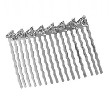 House of Harlow 1960 Jewelry Migration Hair Comb