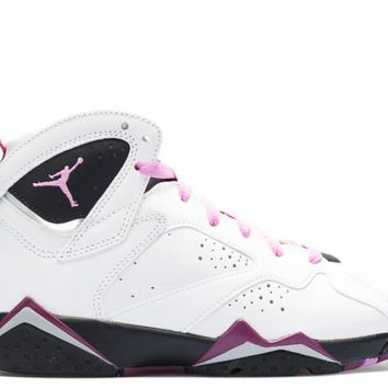 Air Jordan 7 Retro Fushia Glow GS