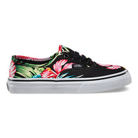 Kids Hawaiian Floral Authentic | Shop Kids Shoes at Vans