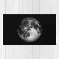 moon Rug by The Roll