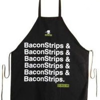ROCKWORLDEAST - Epic Meal Time, Apron, Bacon Strips