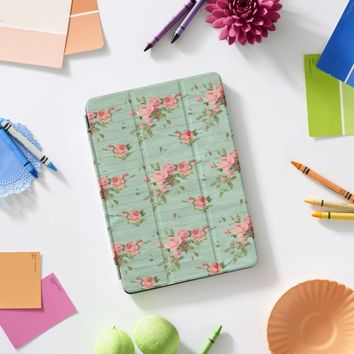 Vintage Floral iPad Pro Cover