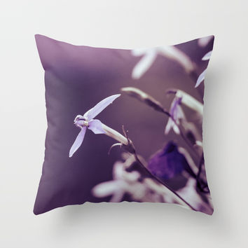 I See You Throw Pillow by Faded  Photos