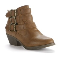 Mudd Booties - Women