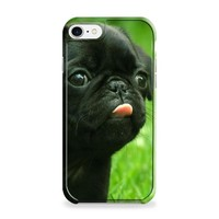 Pug (black) iPhone 7 | iPhone 7 Plus Case