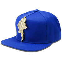 World Map Hip-hop Fashion Baseball Cap Hats