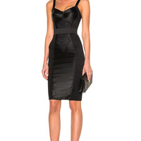 Dolce & Gabbana Sleeveless Dress in Black | FWRD