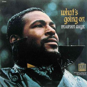 Marvin Gaye ‎– What's Going On LP