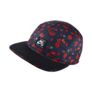 Nike SB Rose City Five-Panel Adjustable Hat (Blue)