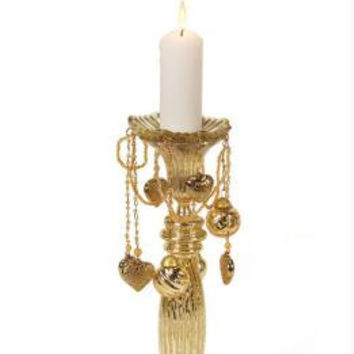 Bobeche Candle Ring - Catch Wax Candle Drippings