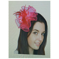 2 for $16 NWT Big Bow Hair Clip and Dress Pin, Available in in pink, black, blue and white
